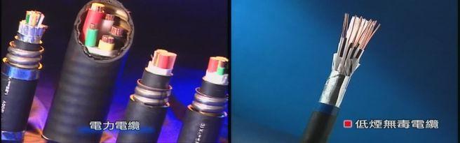 電力電纜、低煙無毒電纜